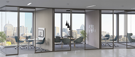 Architectural Walls for Offices - ICI